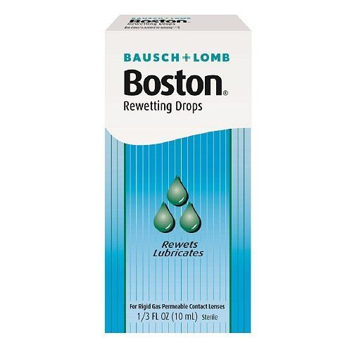 #manythings For Rigid Gas Permeable Contact Lenses.  Exclusive, Patented Formula. Rewets. Lubricates. Sterile.  #BOSTON® #Rewetting Drops help you keep your lenses...