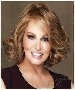 Medium Hairstyles For Round Faces over 50 - Bing Images