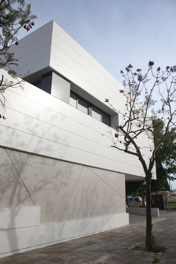 Residencia para personas con discapacidad. LAR Arquitectura. www.laboratoriodearquitectura.es