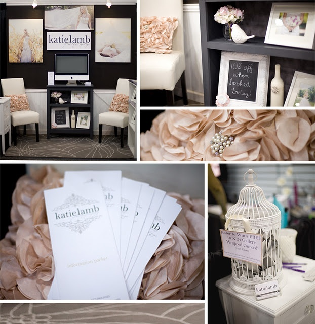 1000+ Images About Bridal Show Booth & Tablescape Ideas On