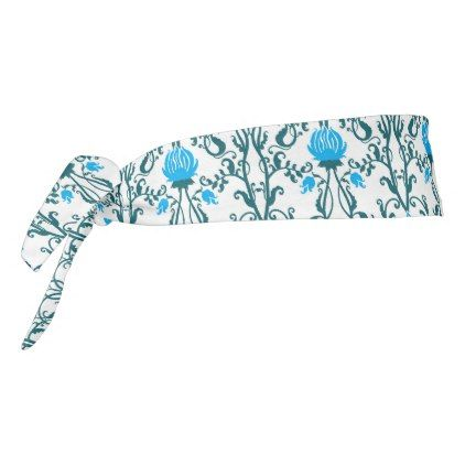 #art nouveauvintagefloralbelle époqueelegantch tie headband - #trendy #chic