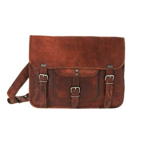 Pocket Satchel Large, £65, now featured on Fab. I want one!