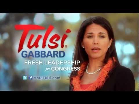 Tulsi Gabbard Fresh Leadership for Hawaii: To invest at Home, Rebuild Hawaii's economy, Create New Jobs