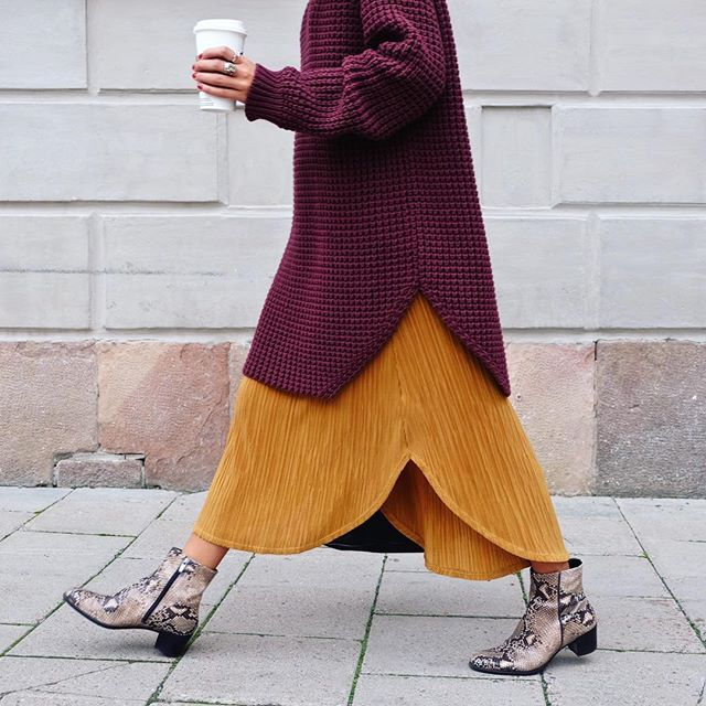 Favorite color combo for fall