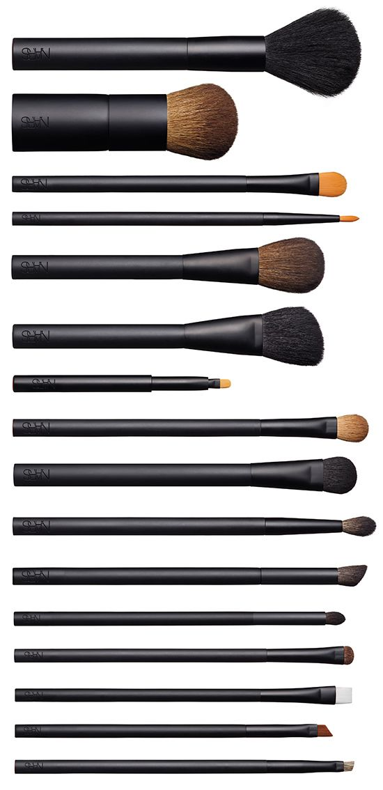 NARS Artistry Brushes Launching April 1st, 2014