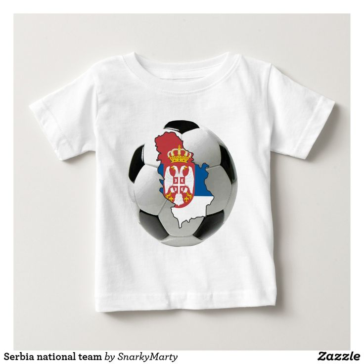Serbia national team baby T-Shirt
