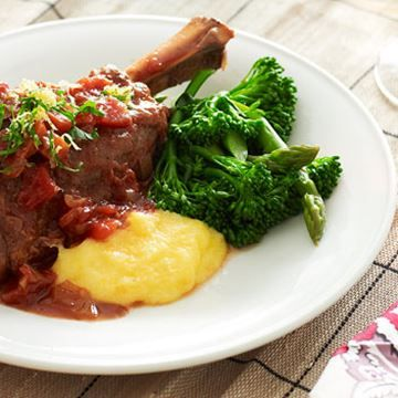 Lamb Shanks Slow Cooker Recipe by Women's Weekly