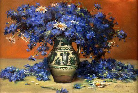 Stefan Luchian (1868-1916) Impressionist Artist