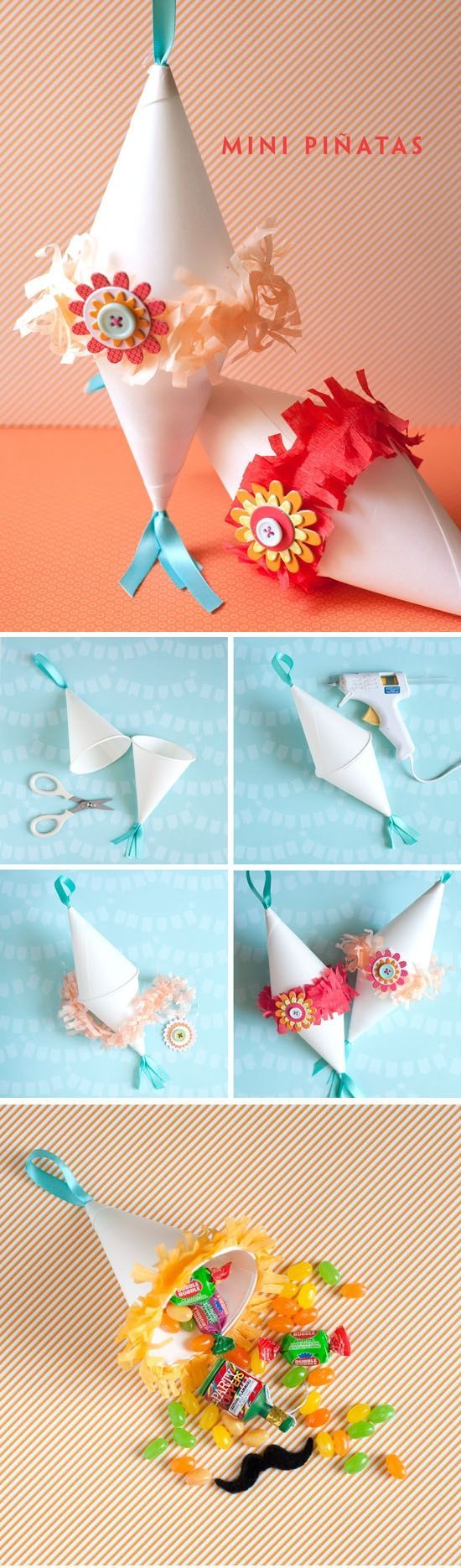 the 25 best mini pinatas ideas on pinterest diy birthday gifts