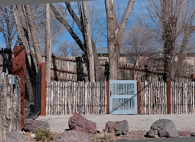 21 best coyote fence images on Pinterest