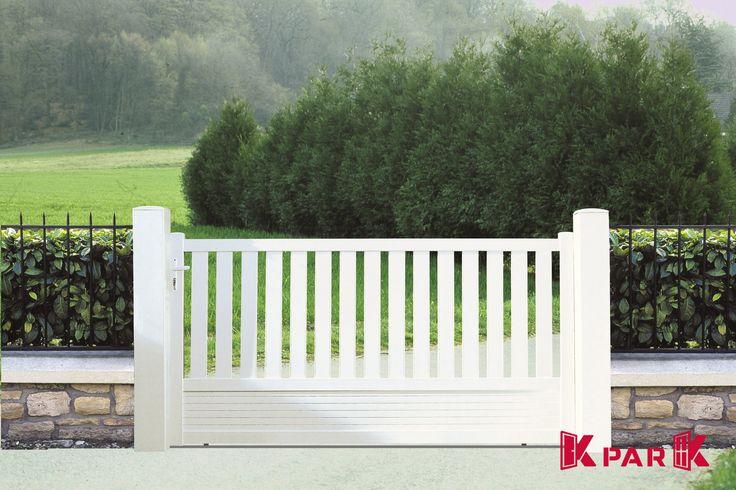 les 19 meilleures images du tableau portails et portillons battants sur pinterest. Black Bedroom Furniture Sets. Home Design Ideas
