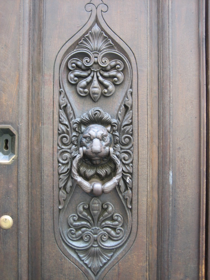 Lucca - carved door & 255 best Doors of Italy images on Pinterest | Windows Doors and ... pezcame.com