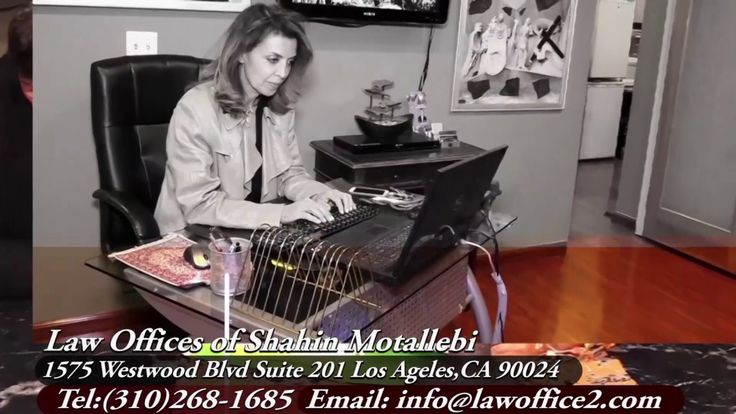 """Irrevocable Trusts in Los Angeles – Law Offices of Shahin Motallebi Los ..."