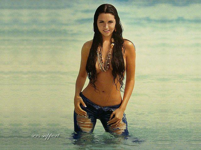 Mayte Carranco Bikini | Mayté Carranco