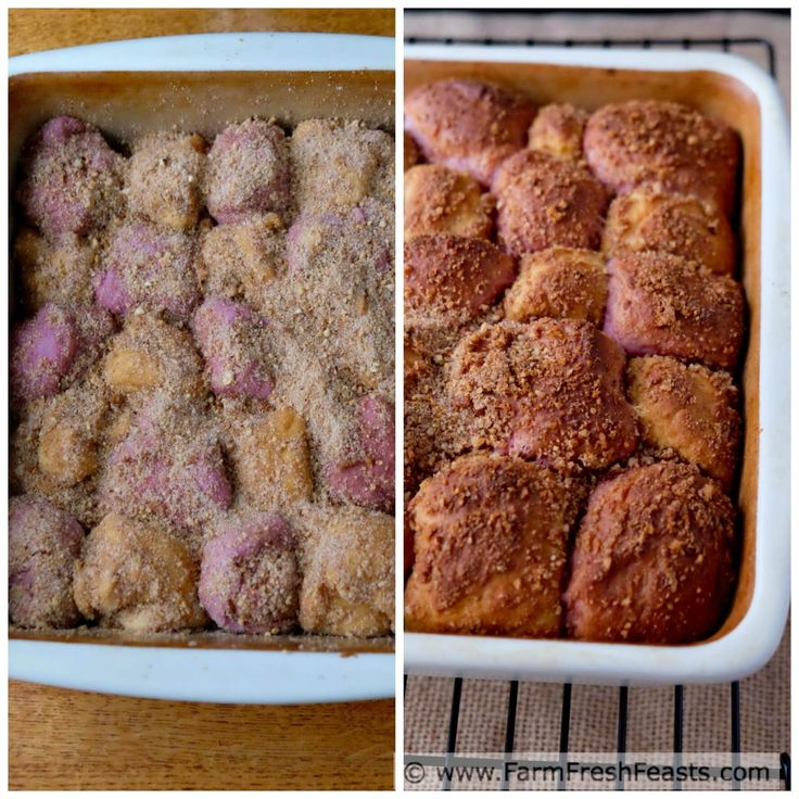 Overnight Sweet Potato Pecan Monkey Bread http://www.farmfreshfeasts.com/2015/11/overnight-sweet-potato-pecan-monkey.html