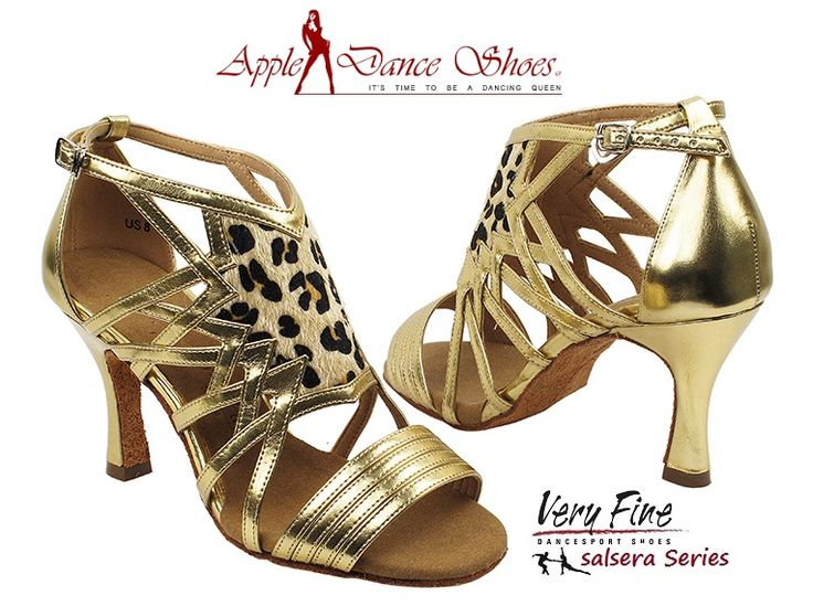SERA7016 Gold **Also available in Silver & Black** Appledanceshoes.com