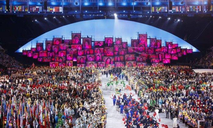 Rio celebra a diversidade e passa mensagem de esperança na abertura dos Jogos no Maracanã - Jornal O Globohttp://oglobo.globo.com/esportes/rio-celebra-diversidade-passa-mensagem-de-esperanca-na-abertura-dos-jogos-no-maracana-19866473?utm_source=newsletter&utm_medium=email&utm_content=esportes&utm_campaign=newsdiaria