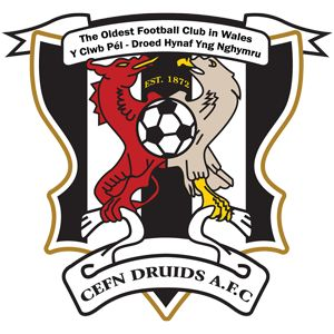 Cefn Druids FC, League of Wales