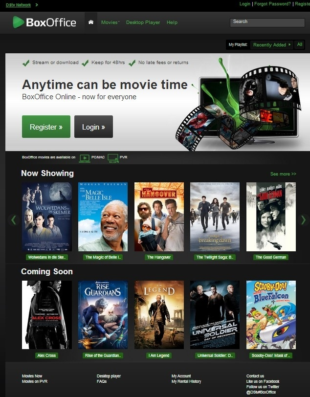 DStv Box Office Online: At last – TV the way I want it