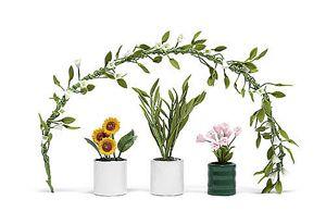 Lundby Stockholm Flower and Plant Set