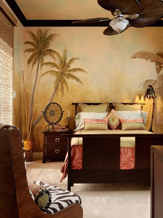 102 best Tropical Bedroom Ideas images on Pinterest | Tropical ...