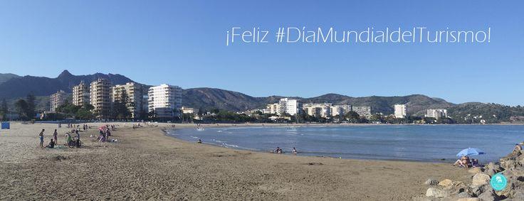 ¡Feliz #DíaMundialdelTurismo! #FelizDomingo 27 de #septiembre. #turismo #mar #playa #Benicàssim #Benicassimparaiso #paraiso #mediterraneo #benilovers