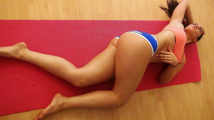 Best butt exercise ever! have done this twice now and you can really feel it!