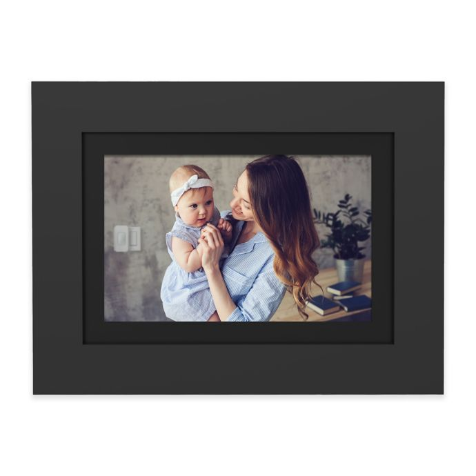 Simplysmart Photoshare 8 Inch Digital Picture Frame Bed Bath Beyond Digital Picture Frame Digital Photo Frame Frame