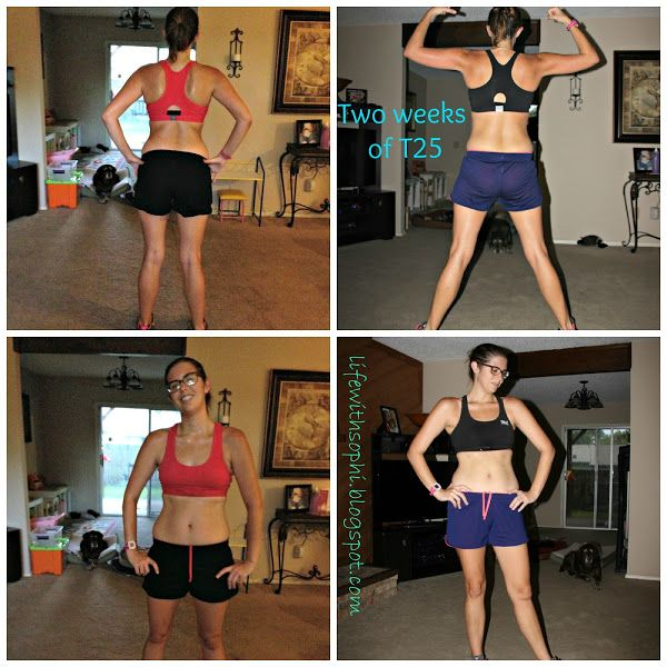 August Fitness Goals and July Fitness Recap with {LOTS OF ...