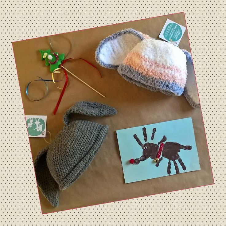 crochet baby bunny 🐰 beanies! #handmade #crochet #beanies #baby #hats
