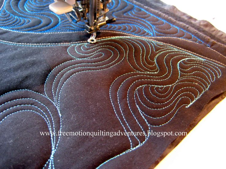 Amy's Free Motion Quilting Adventures: McTavishing Monday #3: A Free Motion Link Party