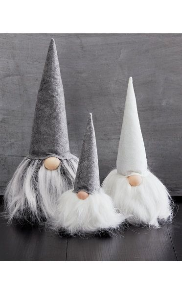 Christmas Gnomes. Yes!