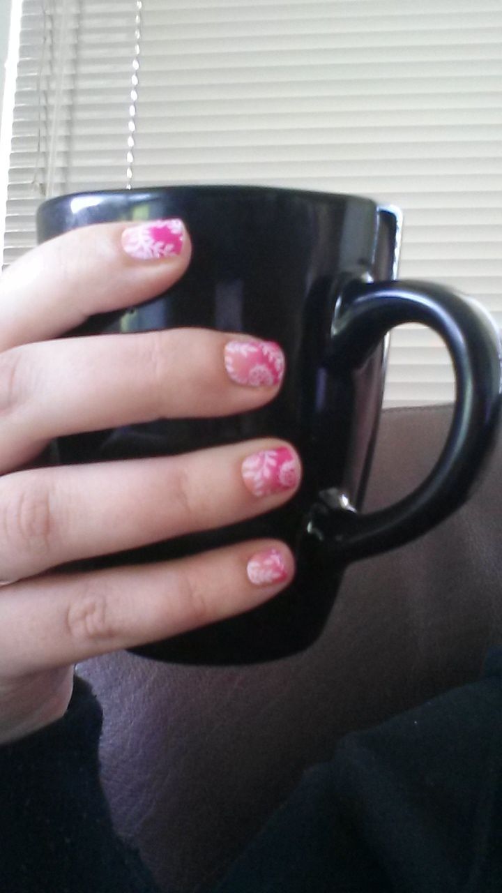 Carmen Ombre Jamberry nail wraps! Order yours here! www.jamzwithjennz.jamberrynails.net