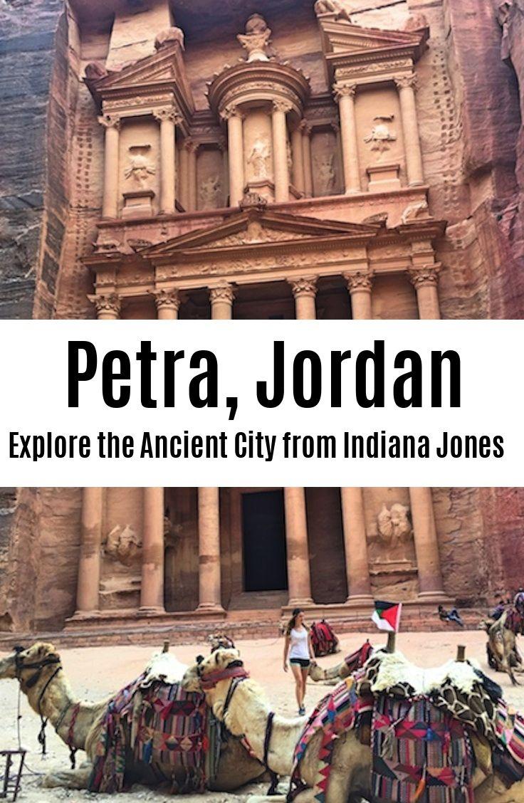 Petra – The Ancient City, Jordan