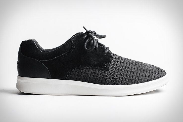UGG Hepner Woven Sneaker | Uncrate