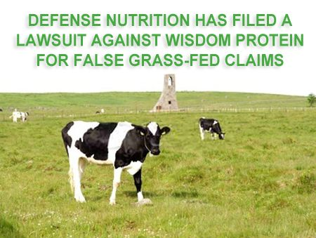 Defense Nutrition has Filed a Lawsuit Against Wisdom Protein for...