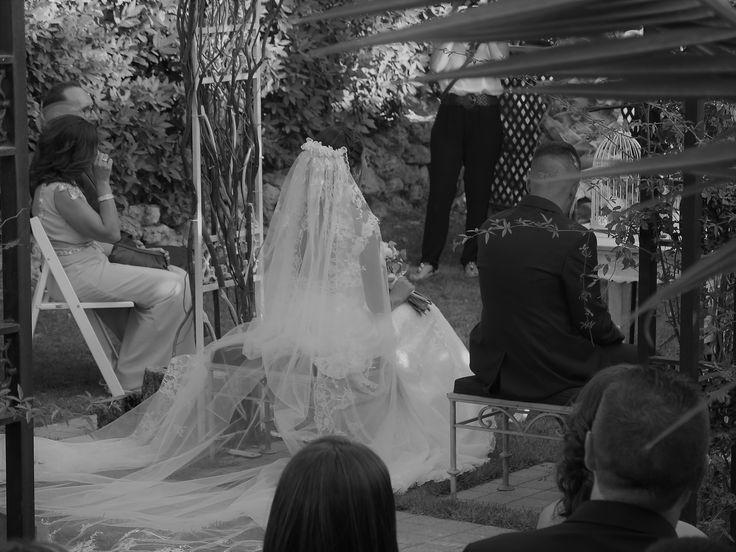 Viviendo momentos de gran emoción en #restauranteboabdil #boabdilbodas #ceremoniacivil #granada #bodasengranada #love