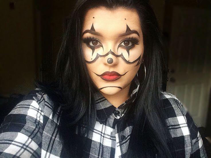 Best 25+ Gangsta Clown Makeup Ideas Only On Pinterest