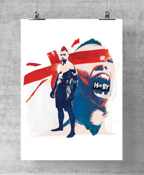 £15 Dan Hardy MMA UFC collectable limited edition A3 poster print, 250 gsm. Actual physical size: 17.7 inches H x 12.6 inches W. Slighty bigger than A3 to allow for framing.  This is a limited edition run, of 10 artist signed high quality professional prints. 250gsm, numbered.  These are the highest quality prints. Expect nothing less!  #ufc #mma #danhardy #collectors #artwork #prints #fan #hardy