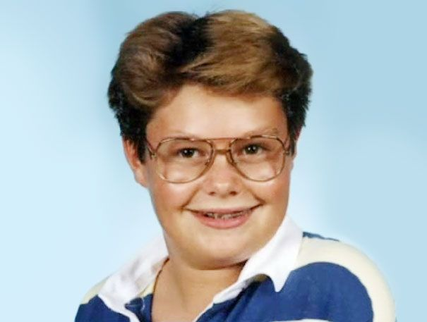 Celebritieswhentheywereyoung Doh Ryan Seacrest When I - 20 funny celebrity yearbook photos