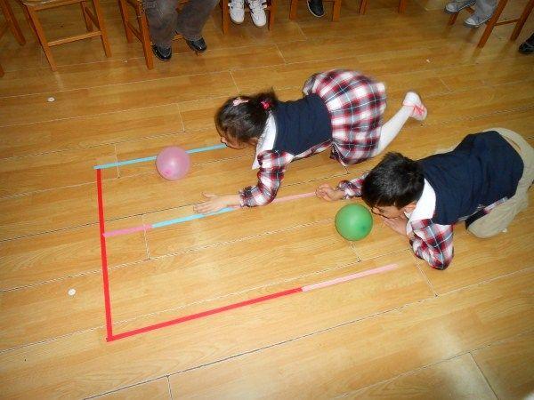 Okul öncesi eğitim : MİNİ GÜNCE: Balon Üflemece