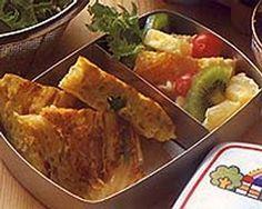 Resep Anak: Omelet Makaroni