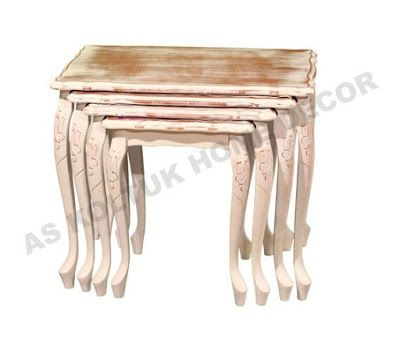AS Koltuk Home Decor: For Sale - Natural Furnishing Classic Side Tables