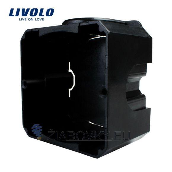 Univerzálny podomietkový box 80 x 80mm je krabica určená pre inštaláciu pod omietku