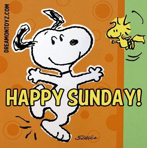 Pookie want Sunday already!