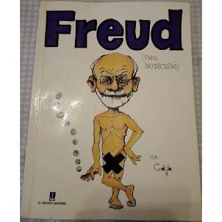 Paraíso del Libro Usado: Freud para inconcientes, Javier Covo Torres