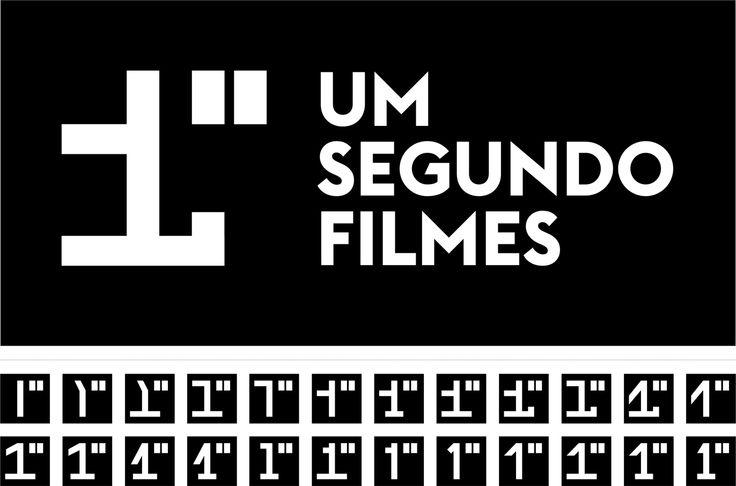 Um Segundo Filmes Logotype | European Design