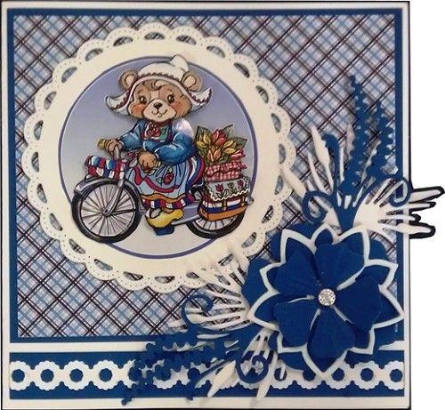 Voorbeeld Kaarten Gemaakt door: DBDHobby