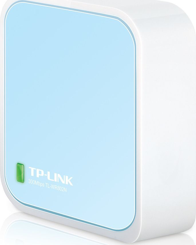 TP-Link 300Mbps Wireless N Router TL-WR802N