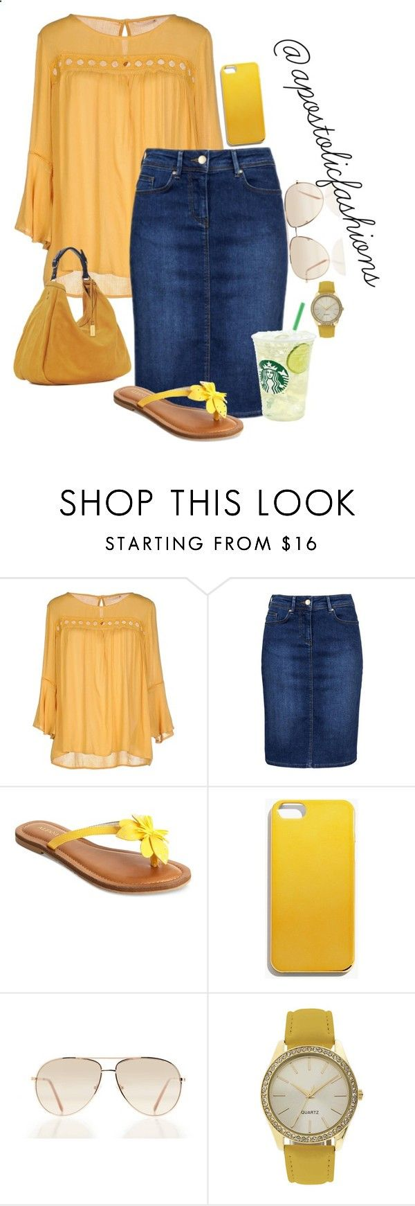 Apostolic Fashions #1446 by apostolicfashions on Polyvore featuring ONLY, Alfani, Madewell, American Eagle Outfitters, RABEANCO, modestlykay and modestlywhit
